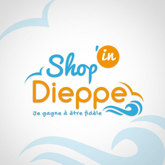 Logotype Shop'in Dieppe