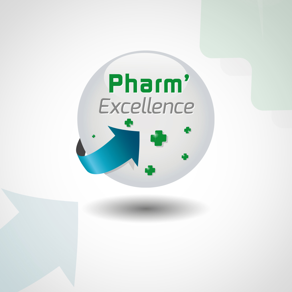 Logotype Pharm' Excellence