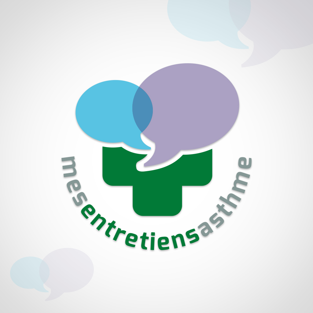 Logotype Mes Entretiens Asthme