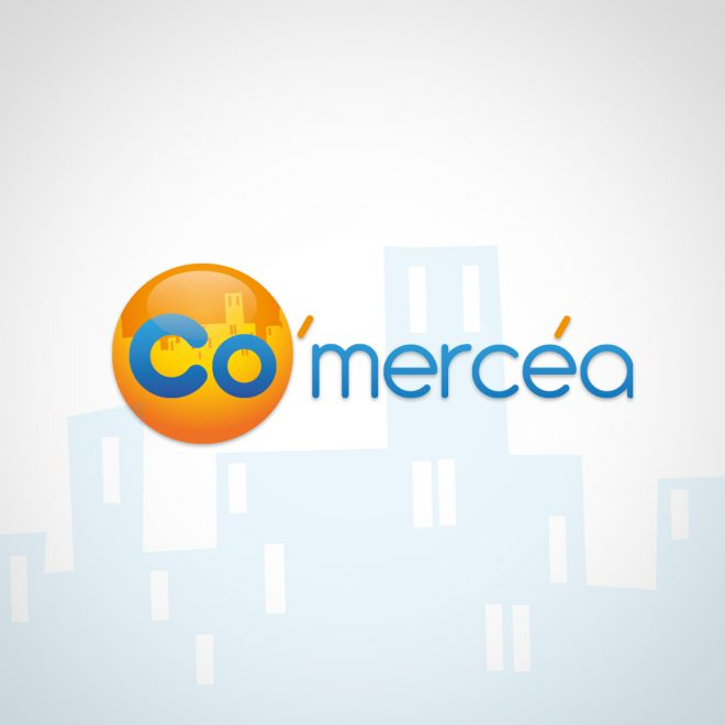 Logotype Co'mercea